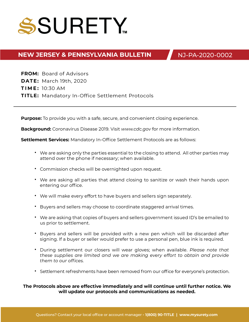 NJPA-Bulletin-3.19-Surety
